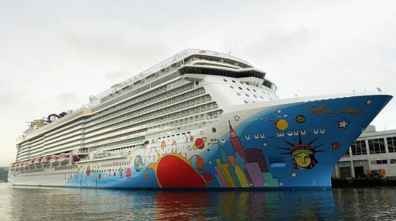 فيديو مرعب.. سفينة تعرضت لعاصفة قوية والركاب مذعورون صورة رقم 7