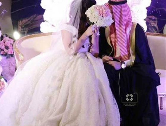 صورة رقم 1 - انتقام الزوج: صدمة عروس يوم زفافها بتواجد ضُرة في الكوشة!