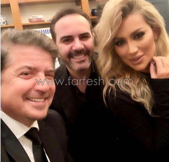 صورة رقم 8 - فيديو وصور وائل كفوري والشيب يغزو شعره: هل هو السن ام لوك جديد؟