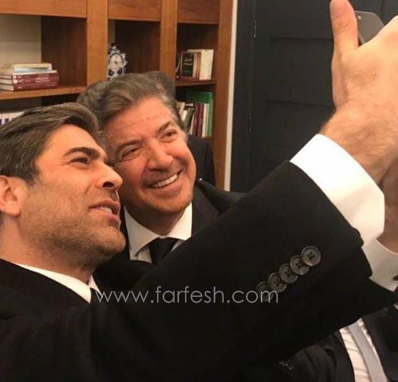 صورة رقم 3 - فيديو وصور وائل كفوري والشيب يغزو شعره: هل هو السن ام لوك جديد؟