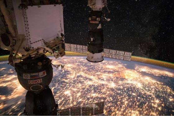 10 صور مذهلة من عالم  الفضاء  صورة رقم 2