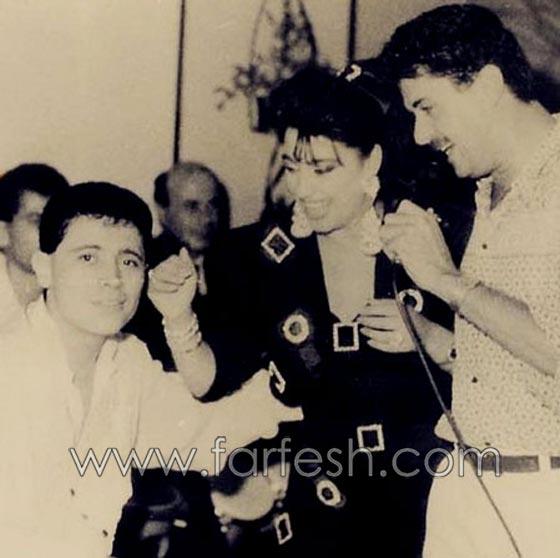 صورة نادرة: نجوى كرم وراغب علامة مع جورج وسوف وهو في الـ20  صورة رقم 1
