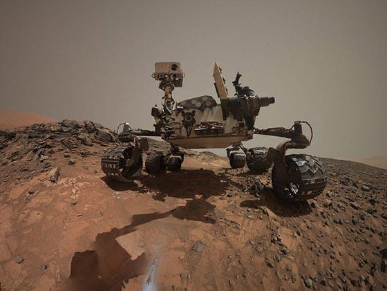 المركبة التي قضت 5 سنوات على المريخ تعود بلقطات لا يمكن نسيانها لسطحه صورة رقم 1