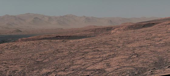 المركبة التي قضت 5 سنوات على المريخ تعود بلقطات لا يمكن نسيانها لسطحه صورة رقم 4