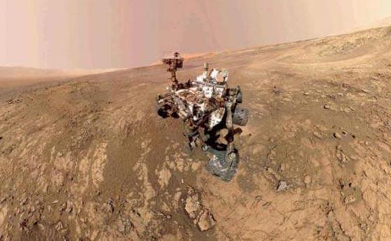 المركبة التي قضت 5 سنوات على المريخ تعود بلقطات لا يمكن نسيانها لسطحه صورة رقم 2