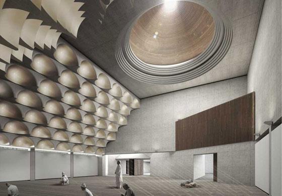 تصميم مسجد بـ99 قبة في أستراليا يكلّف 9 ملايين دولار! صورة رقم 14