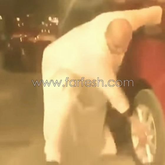 صورة رقم 3 - فيديو غريب جدا: ماذا فعل مصري في سيارته الجديدة لطرد العين والحسد؟