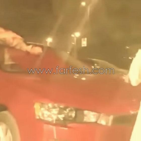 صورة رقم 4 - فيديو غريب جدا: ماذا فعل مصري في سيارته الجديدة لطرد العين والحسد؟