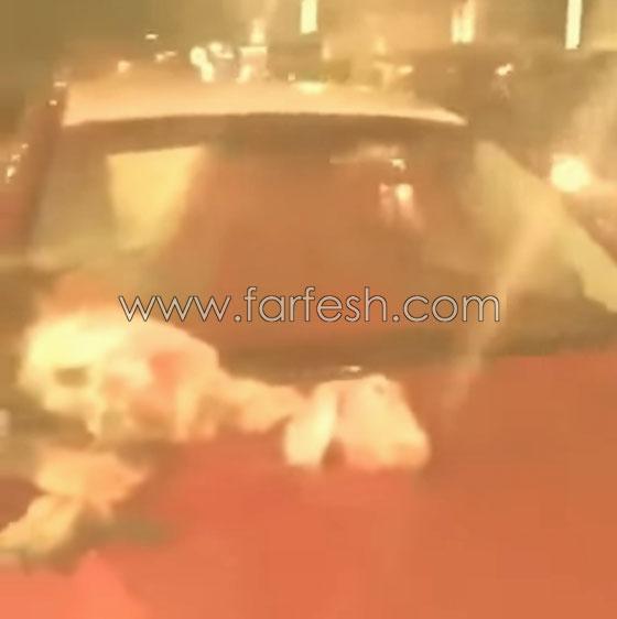 فيديو غريب جدا: ماذا فعل مصري في سيارته الجديدة لطرد العين والحسد؟ صورة رقم 6