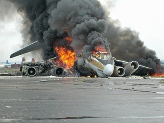 صورة رقم 2 - تاريخ كوارثي.. أشهر حوادث الطيران الروسي في 20 سنة