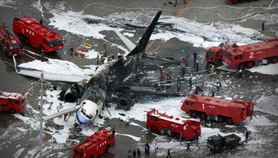 صورة رقم 4 - تاريخ كوارثي.. أشهر حوادث الطيران الروسي في 20 سنة