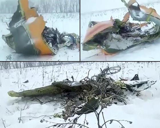 صورة رقم 1 - تاريخ كوارثي.. أشهر حوادث الطيران الروسي في 20 سنة