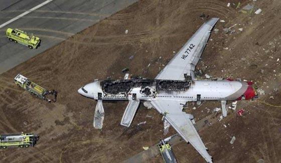 صورة رقم 6 - تاريخ كوارثي.. أشهر حوادث الطيران الروسي في 20 سنة