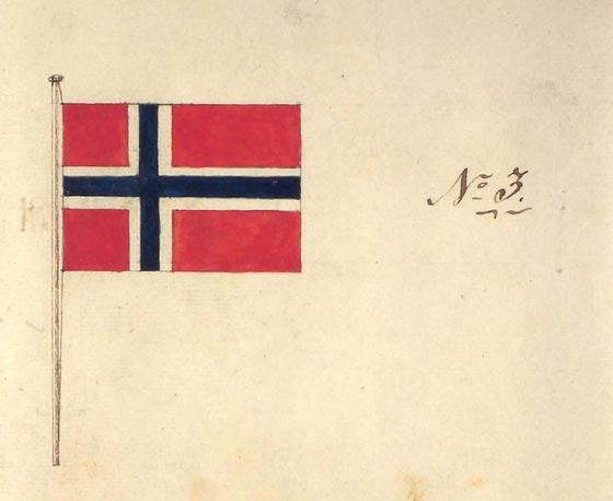 لماذا يحتوي العلم النرويجي على أعلام 6 بلدان أخرى؟ بالصور صورة رقم 2