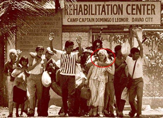 صورة رقم 3 - الرئيس الفلبيني يأمر الجنود بإطلاق النار بين أفخاذ المتمردات