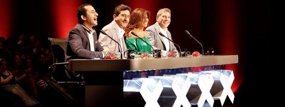 صورة رقم 6 - عودة برنامج اراب جوت تالنت مع علي، نجوى، احمد وناصر!