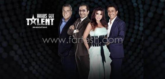 صورة رقم 4 - عودة برنامج اراب جوت تالنت مع علي، نجوى، احمد وناصر!