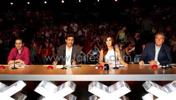 صورة رقم 2 - عودة برنامج اراب جوت تالنت مع علي، نجوى، احمد وناصر!
