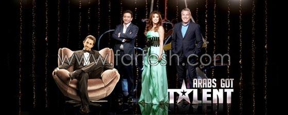 صورة رقم 3 - عودة برنامج اراب جوت تالنت مع علي، نجوى، احمد وناصر!