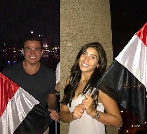دينا الشربيني تهدد بنشر وثيقة زواجها العرفي من عمرو دياب! هل ستنفذ تهديدها؟ صورة رقم 3