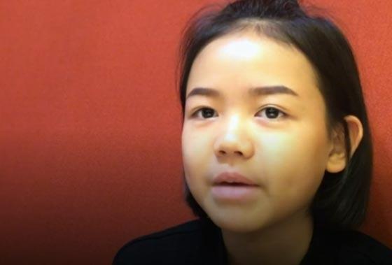 فيديو وصور خبيرة تجميل محترفة بعمر الـ10 اعوام صورة رقم 4