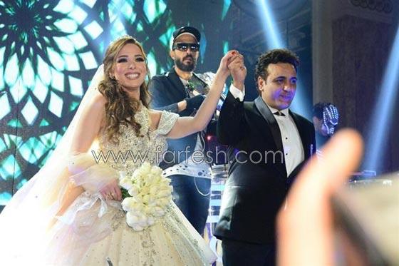 فيديو وصور زفاف الملحن المصري محمد رحيم من مروّضة الأسود صورة رقم 2