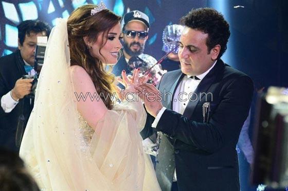 فيديو وصور زفاف الملحن المصري محمد رحيم من مروّضة الأسود صورة رقم 5