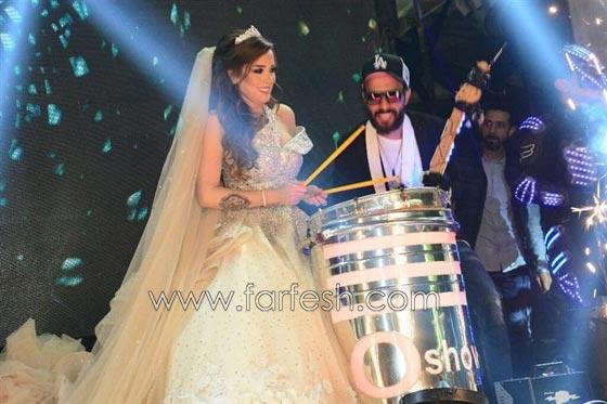 فيديو وصور زفاف الملحن المصري محمد رحيم من مروّضة الأسود صورة رقم 4