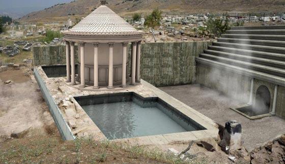 ما هو سر معبد بوابة الجحيم الرومانية الذي يقتل كل من يقترب منه؟! صورة رقم 2