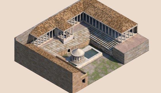 ما هو سر معبد بوابة الجحيم الرومانية الذي يقتل كل من يقترب منه؟! صورة رقم 3