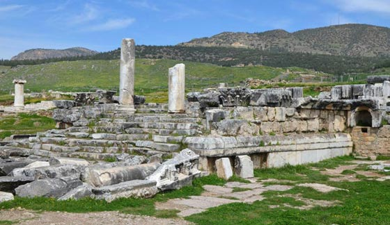 ما هو سر معبد بوابة الجحيم الرومانية الذي يقتل كل من يقترب منه؟! صورة رقم 5