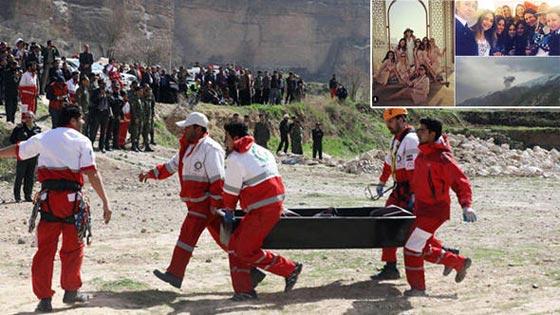 آخر صورة للفتاة الثرية وصديقاتها ضحايا الطائرة التركية المنكوبة صورة رقم 10