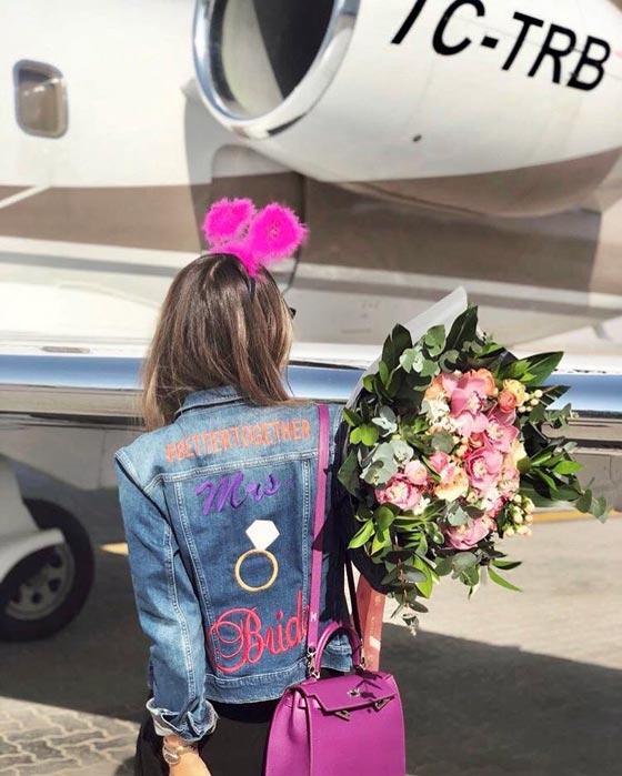 آخر صورة للفتاة الثرية وصديقاتها ضحايا الطائرة التركية المنكوبة صورة رقم 5