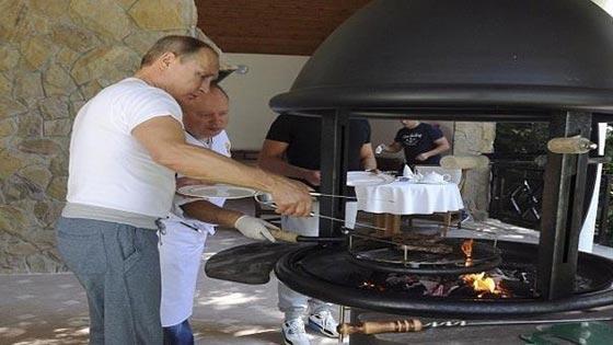 فلاديمير بوتين : جدي عمل طباخا مع لينين وستالين صورة رقم 1
