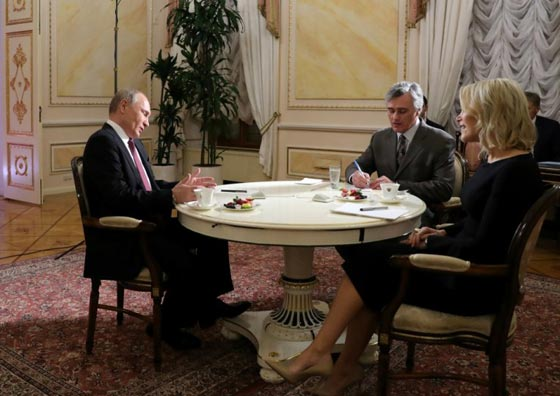 فلاديمير بوتين : جدي عمل طباخا مع لينين وستالين صورة رقم 2