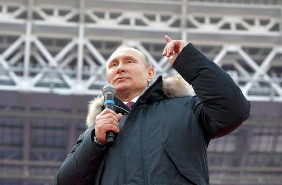 فلاديمير بوتين : جدي عمل طباخا مع لينين وستالين صورة رقم 3