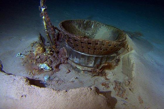 صور لأغرب أشياء التي تم العثور عليها تحت الماء صورة رقم 1