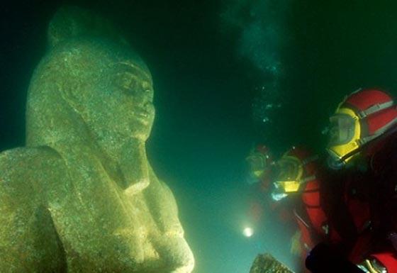 صور لأغرب أشياء التي تم العثور عليها تحت الماء صورة رقم 2
