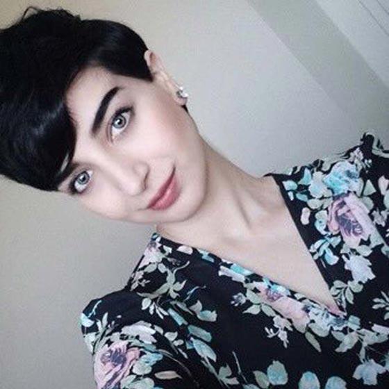 بالفيديو: الكاتبة السعودية نورة المعيقلي توأم الممثلة التركية لميس! صورة رقم 4