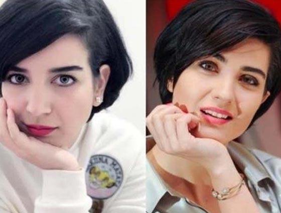 بالفيديو: الكاتبة السعودية نورة المعيقلي توأم الممثلة التركية لميس! صورة رقم 1