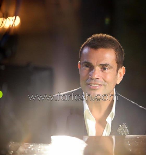 صور دينا الشربينى بأحضان عمرو دياب من جديد والجمهور مصدوم! صورة رقم 6