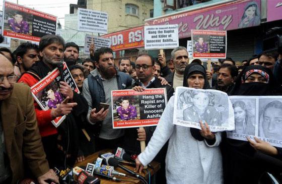 صورة رقم 4 - جريمة بشعة.. اغتصاب وقتل طفلة في الهند