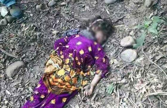 صورة رقم 2 - جريمة بشعة.. اغتصاب وقتل طفلة في الهند