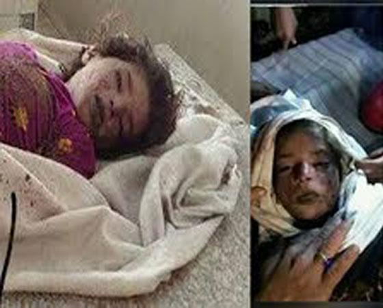 صورة رقم 10 - جريمة بشعة.. اغتصاب وقتل طفلة في الهند