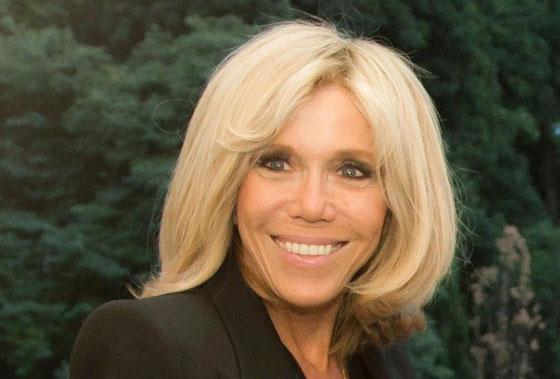 صورة رقم 5 -  الوجه الآخر لزوجة الرئيس الفرنسي ماكرون