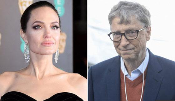 أنجلينا جولي وبيل غيتس يتصدران قائمة الشخصيات الأكثر إثارة للإعجاب في العالم صورة رقم 5