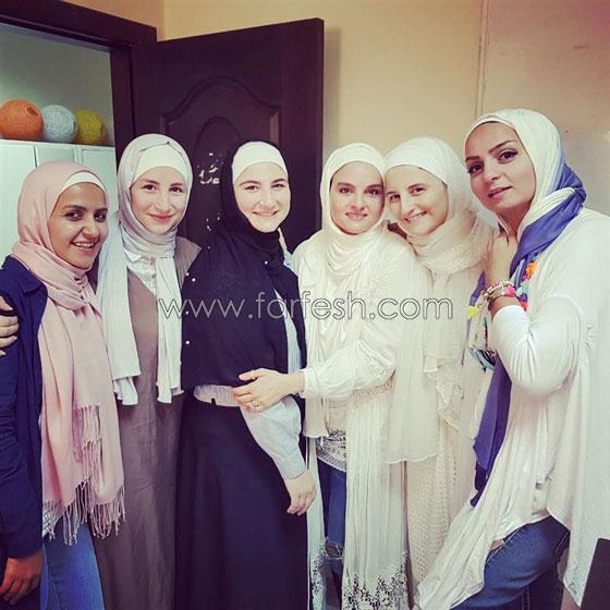 بالفيديو والصور.. الفنانة شيماء سعيد تظهر بالحجاب لأول مرة صورة رقم 2