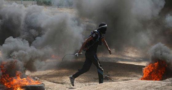 بالصور.. احتفلت اسرائيل وانتكبت فلسطين للمرة الثانية صورة رقم 9