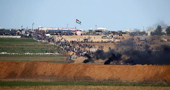 بالصور.. احتفلت اسرائيل وانتكبت فلسطين للمرة الثانية صورة رقم 8