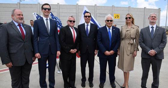 بالصور.. احتفلت اسرائيل وانتكبت فلسطين للمرة الثانية صورة رقم 2